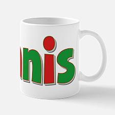 Dennis Christmas Mug
