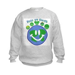 Peas On Earth Sweatshirt