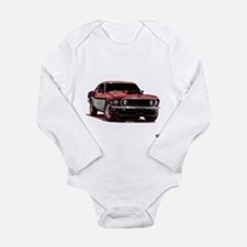 Mustang 1969 Body Suit