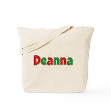 Deanna Christmas Tote Bag