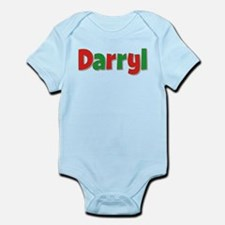 Darryl Christmas Infant Bodysuit