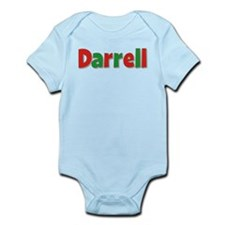 Darrell Christmas Infant Bodysuit