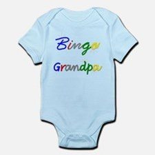 Bingo Grandpa Infant Bodysuit
