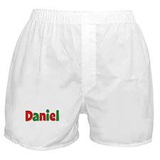 Daniel Christmas Boxer Shorts