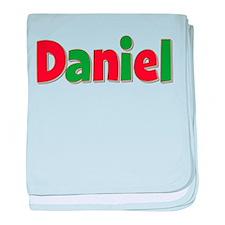 Daniel Christmas baby blanket