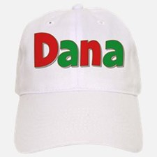 Dana Christmas Baseball Baseball Cap