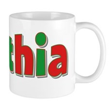 Cynthia Christmas Mug