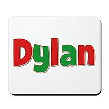 Dylan Christmas Mousepad