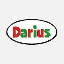 Darius Christmas Patch