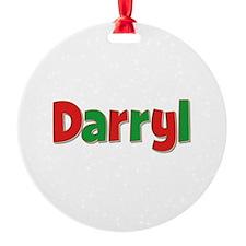 Darryl Christmas Ornament