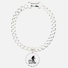 Gone Squatchin print Bracelet