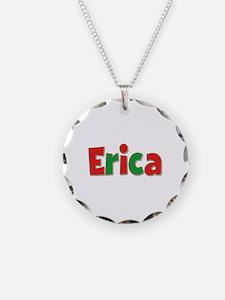 Erica Christmas Necklace