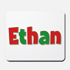 Ethan Christmas Mousepad