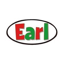 Earl Christmas Patch