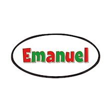 Emanuel Christmas Patch