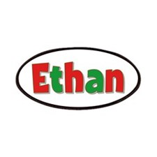 Ethan Christmas Patch