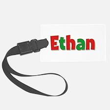 Ethan Christmas Luggage Tag