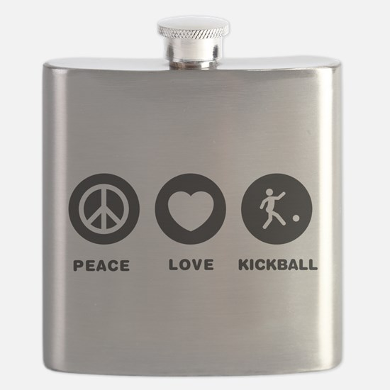 Kickball Flask