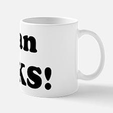 Susan Rocks! Mug