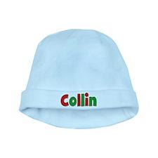 Collin Christmas baby hat