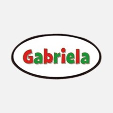 Gabriela Christmas Patch