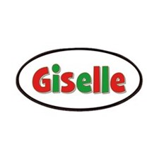 Giselle Christmas Patch