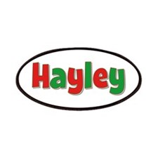 Hayley Christmas Patch