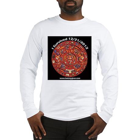 Mayan 2012 Shirts Long Sleeve T-Shirt