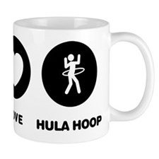 Hula Hoop Mug