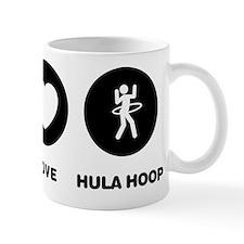 Hula Hoop Small Mug