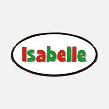 Isabelle Christmas Patch