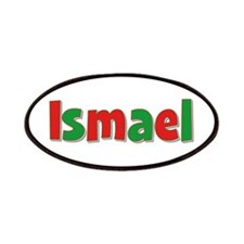Ismael Christmas Patch