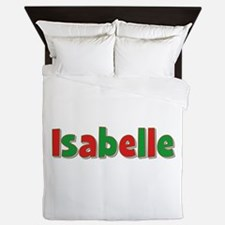 Isabelle Christmas Queen Duvet