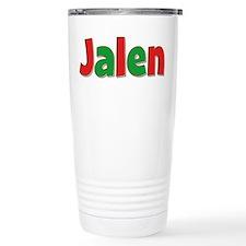 Jalen Christmas Travel Mug
