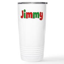 Jimmy Christmas Travel Mug