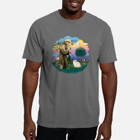 St Francis (ff) - Himala Mens Comfort Colors Shirt