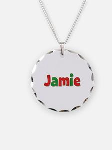 Jamie Christmas Necklace
