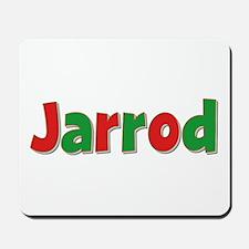 Jarrod Christmas Mousepad