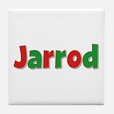 Jarrod Christmas Tile Coaster
