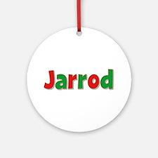 Jarrod Christmas Round Ornament
