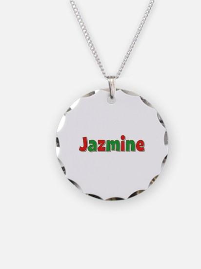 Jazmine Christmas Necklace