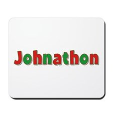 Johnathon Christmas Mousepad