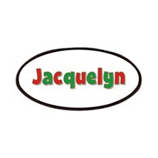 Jacquelyn Christmas Patch
