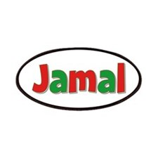 Jamal Christmas Patch