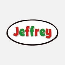 Jeffrey Christmas Patch