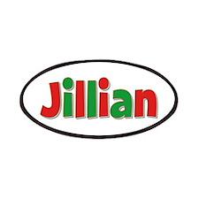 Jillian Christmas Patch