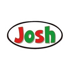 Josh Christmas Patch
