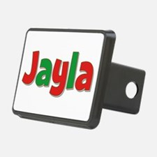 Jayla Christmas Hitch Cover