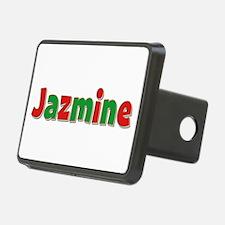 Jazmine Christmas Hitch Cover