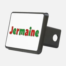 Jermaine Christmas Hitch Cover